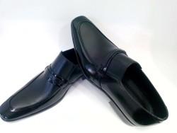 ISPARTALILAR - Aksulu Erkek Deri Klasik Yarı Rugan Ayakkabı