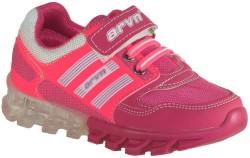 Arvento Ortopedi Rahat Çocuk Pembe Kız Spor Ayakkabı - Thumbnail