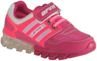 Arvento Ortopedi Rahat Çocuk Pembe Kız Spor Ayakkabı