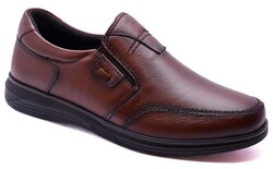 Ayakkabiburada - Ayakkabiburada 1645-1 Ortopedi Taban Erkek Kışlık Ayakkabı