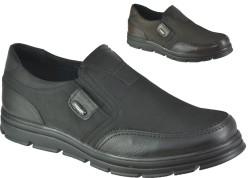 ISPARTALILAR - Ayakkabiburada 1752 Hakiki Deri Erkek Kışlık Ayakkabı Bot (40-44)