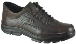 Ayakkabiburada 1753 Ortopedi Deri Erkek Kışlık Ayakkabı Bot (40-44) - Thumbnail