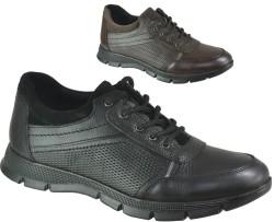 ISPARTALILAR - Ayakkabiburada 1754 Hakiki Deri Erkek Kışlık Ayakkabı