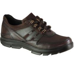 ISPARTALILAR - Ayakkabiburada 1755 Hakiki Deri Kahve Erkek Kışlık Ayakkabı Bot (40-44)