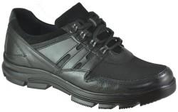 ISPARTALILAR - Ayakkabiburada 1755 Hakiki Deri Siyah Erkek Kışlık Ayakkabı Bot (40-44)