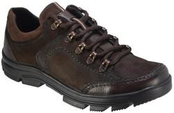 ISPARTALILAR - Ayakkabiburada 1776 Hakiki Deri Kahve Erkek Kışlık Ayakkabı Bot (40-44)