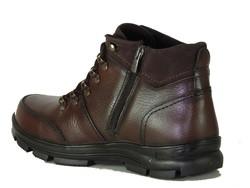 ISPARTALILAR - Ayakkabiburada 1785 Hakiki Deri Siyah Erkek Bot Ayakkabı (40-44)