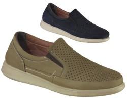 ISPARTALILAR - Ayakkabiburada 1840 Nubuk Hakiki Deri Günlük Erkek Ayakkabı (40-44)