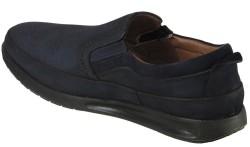 ISPARTALILAR - Ayakkabiburada 1843 Lacivert Deri Ortopedi Günlük Erkek Ayakkabı (40-44)