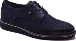 ISPARTALILAR - Ayakkabiburada 2020-18 Nubuk Hakiki Deri Erkek Günlük Ayakkabı