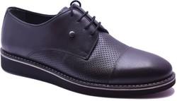 ISPARTALILAR - Ayakkabiburada 2020 Hafif Taban Hakiki Deri Erkek Ayakkabı