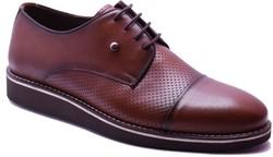 ISPARTALILAR - Ayakkabiburada 2020 Spor Klasik Hakiki Deri Erkek Ayakkabı
