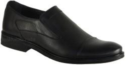 ISPARTALILAR - Ayakkabiburada 24 Hakiki Deri Siyah Erkek Klasik Ayakkabı (40-44)