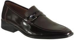 ISPARTALILAR - Ayakkabiburada 27 Hakiki Deri Kahve Erkek Klasik Ayakkabı (40-44)