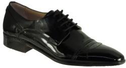ISPARTALILAR - Ayakkabiburada 28 Hakiki Deri Siyah Erkek Klasik Ayakkabı (40-44)