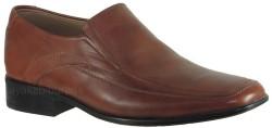 ISPARTALILAR - Ayakkabiburada 32 Hakiki Deri Taba Erkek Klasik Ayakkabı (40-44)