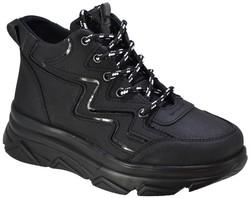 ISPARTALILAR - Ayakkabiburada 55 Ortopedi Boğazlı Bayan Çocuk Spor Ayakkabı (36-40)