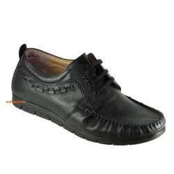 ISPARTALILAR - Ayakkabiburada 7645 Ortopedi Taban Hakiki Deri Erkek Ayakkabı