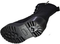 Ayakkabiburada 099 Ortopedi Soğuk Geçirmez Siyah Çocuk Kadın Bot - Thumbnail