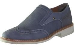 ISPARTALILAR - Ayakkabiburada Deri Bağsız Erkek Klasik Ayakkabı (40-44)