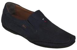 ISPARTALILAR - Ayakkabiburada Lacivert Günlük Hakiki Deri Erkek Ayakkabı (40-44)