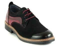 BANNER - Banner 005 Kauçuk Taban %100 Deri Ortopedi Erkek Ayakkabı