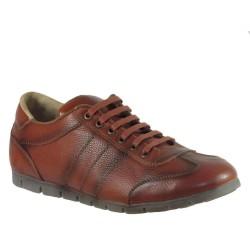 BANNER - Banner 1603 Ortopedi Esnek Taban Doğal Deri Günlük Erkek Ayakkabı