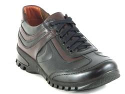 BANNER - Banner 7505 Comfort %100 DeriJelli Ortapedi Taban Erkek Ayakkabı