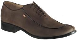 ISPARTALILAR - Biroğlu 90 Hakiki Deri Nubuk Erkek Klasik Ayakkabı (40-44)