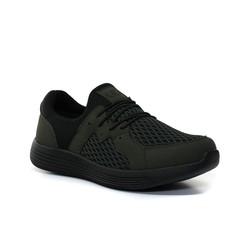 Wanderfull - Black Sea 503 Ortopedi Bağcıksız Günlük Unisex Spor Ayakkabı