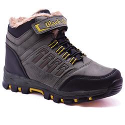 Blacksea - Blacksea 542 Ortopedi Kürklü Kışlık Çocuk Bot Ayakkabı