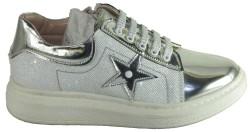 ISPARTALILAR - Bücür 12 Ortopedi Beyaz Fermuarlı Kız Çocuk Ayakkabı (31-36)