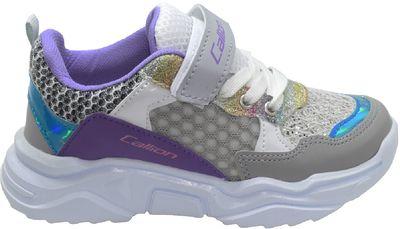 Callion 054 Ortopedi Taban Gri Kız Spor Ayakkabı (30-35)