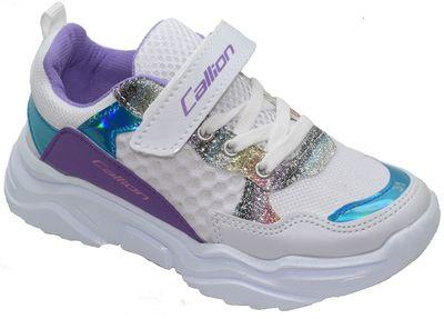 Callion 055 Ortopedi Taban Beyaz Kız Spor Ayakkabı (30-35)