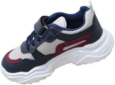 Callion 076 Ortopedi Taban Lacivert Erkek Çocuk Spor Ayakkabı (26-35)