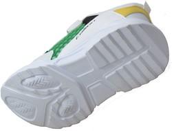 Callion - Callion 077 Ortopedi Taban Beyaz Erkek Çocuk Spor Ayakkabı (26-35)