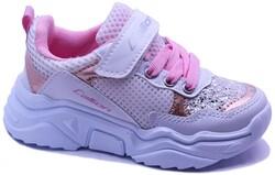 Callion - Callion 082 Ortopedi Taban Beyaz Kız Çocuk Spor Ayakkabı