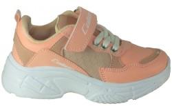 Callion 12 Ortopedi Pudra Kız Spor Ayakkabı (26-30) - Thumbnail