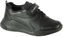 Callion - Callion 13 Ortopedi Çocuk Kız Erkek Siyah Spor Ayakkabı (31-35)