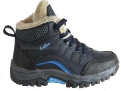ISPARTALILAR - Callion 21 Rahat Lacivert Erkek Çocuk KIŞLIK Bot Ayakkabı (26-30)