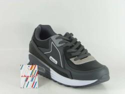 ISPARTALILAR - Chazic 8009 Füme Kalın Taban Unisex Spor Ayakkabı