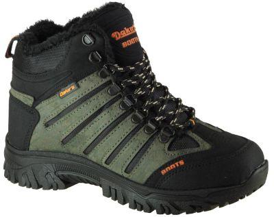 Dakırs 116 Ortopedi Soğuk Geçirmez Erkek Bot Ayakkabı (40-44)
