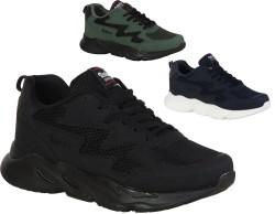 Dakırs 311 Ortopedik Günlük Erkek Siyah Spor Ayakkabı (40-44) - Thumbnail
