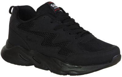 Dakırs 311 Ortopedik Günlük Erkek Siyah Spor Ayakkabı (40-44)