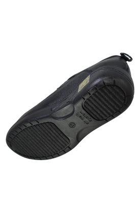 D.Carlotti 111 Siyah Hakiki Deri Cırtlı Kadın Ayakkabı (36-40)