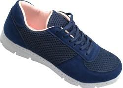 Diğer - efolle 10254 Lacivert Günlük Kadın Spor Ayakkabı (36-40)