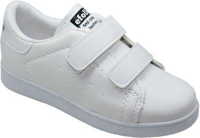 Efolle 1145 Beyaz Erkek Çocuk Kız Çocuk Spor Ayakkabı (25-35)