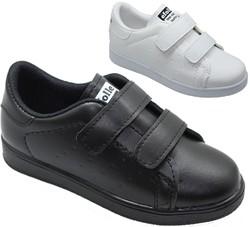 Callion - Efolle 1145 Siyah Erkek Çocuk Kız Çocuk Spor Ayakkabı (25-35)