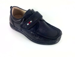 ISPARTALILAR - Efor Erkek Çocuk Deri Okul Günlük Ayakkabı