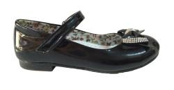 ISPARTALILAR - Emre Çocuk Kız Cırtlı Okul Ayakkabı